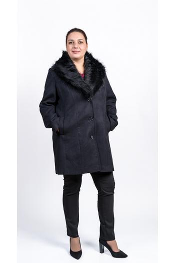 Елегантно макси палто /58,60,62/