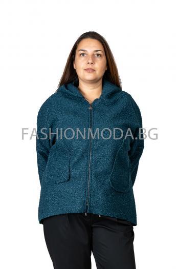 Плътно палто /Универсален размер/ Модел: 417/IT