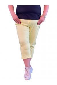 Свеж панталон в цвят жълто /размери 50,52,54/ Модел: 698